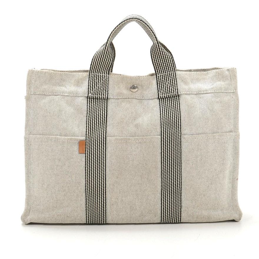 Hermès Fourre Tout PM Tote Bag