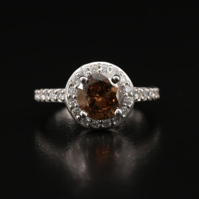 14K 1.89 CTW Diamond Ring