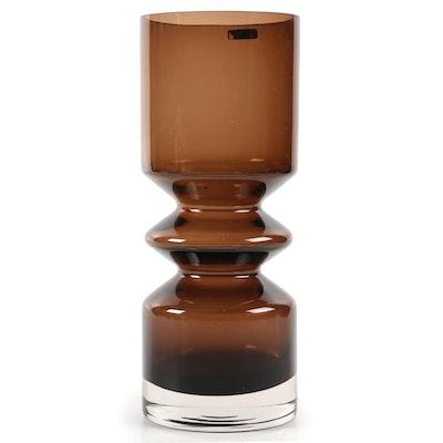 Tamara Aladin for Riihimaki Modernist Art Glass Vase