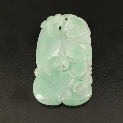 Loose Carved Jadeite