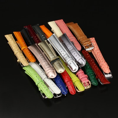 22 Invicta Leather Watch Bands
