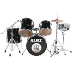 Mapex Venus Series 5-Piece Drum Set with Sabian High Hat Cymbal