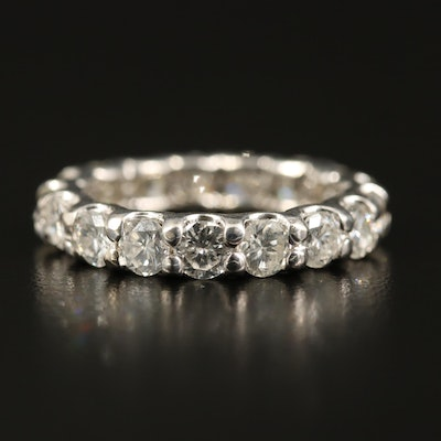14K 2.90 CTW Diamond Eternity Band