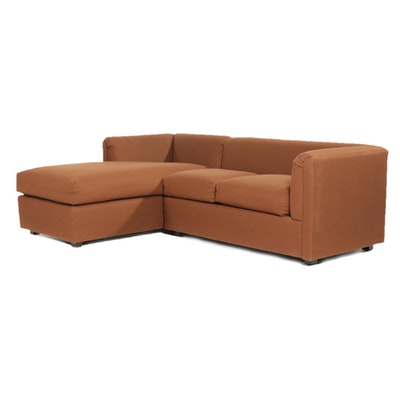 John Mascheroni Sectional Sofa, Late 20th Century