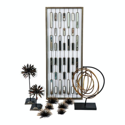 Sterling Industries and Other Decorative Accents, Contemporary