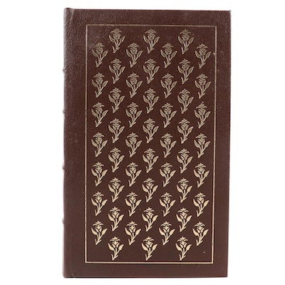"""Easton Press Edition """"The Poems of Robert Browning,"""" 1979"""