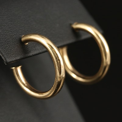 14K Hook Earrings