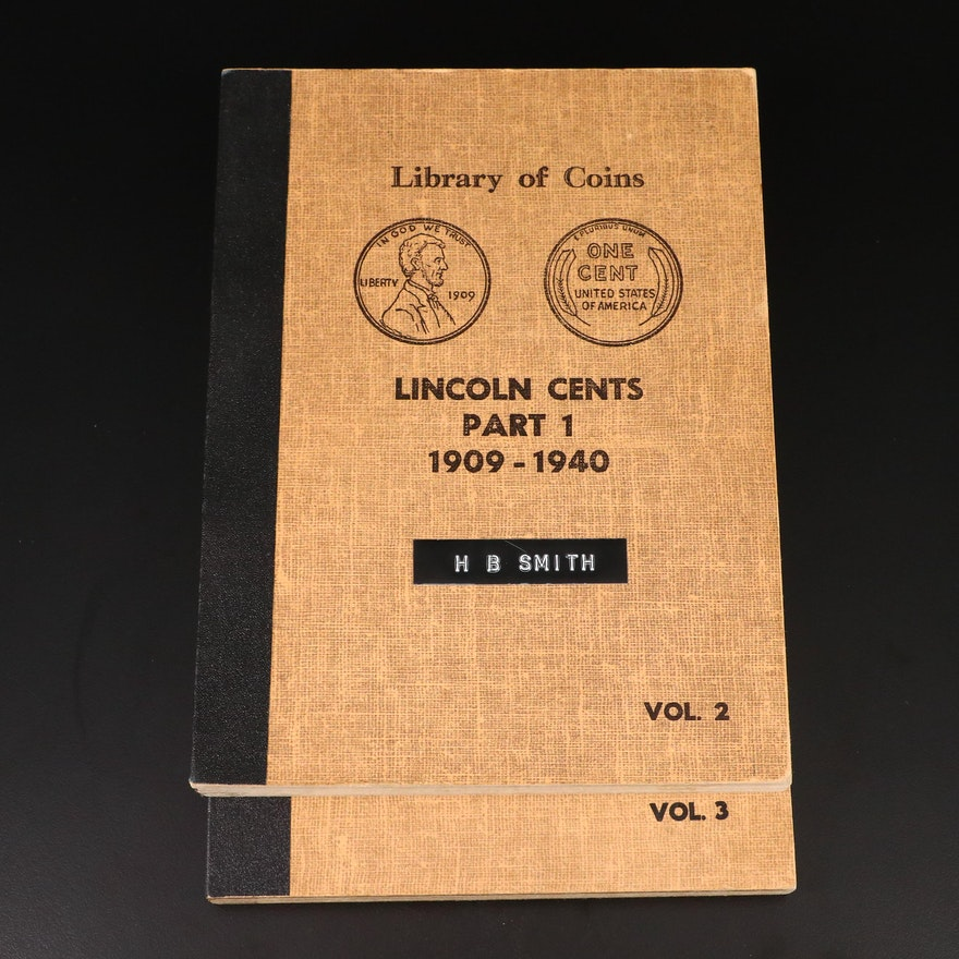 Nearly Complete Lincoln Cent Collection, 1909 to 1964
