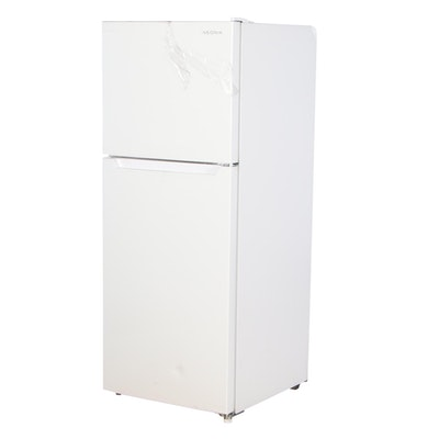 Insignia White 10.5 Cu. Ft. Top-Freezer Refrigerator