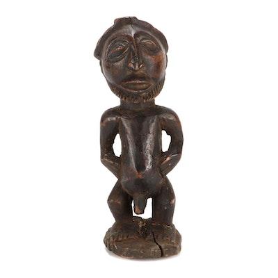 Hemba Style Wooden Figure, Democratic Republic of the Congo