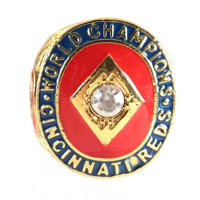 Replica 1975/1976 Cincinnati Reds World Champions Souvenir Ring