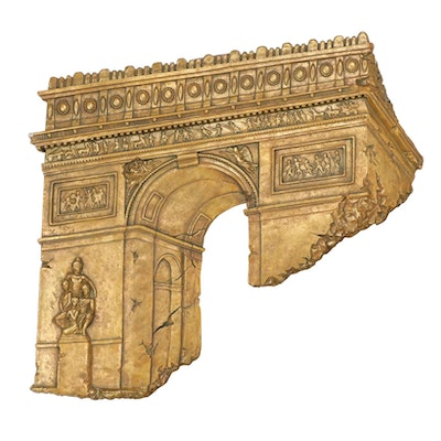 Triumphal Arch Composite Wall Hanging