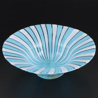 Salviati & Co. of Venice Art Glass Centerpiece Bowl