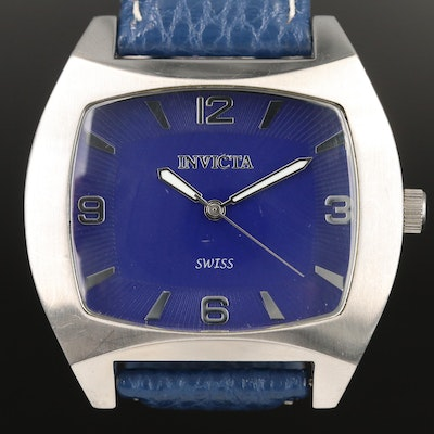 "Invicta ""Teli"" Stainless Steel Quartz Wristwatch"