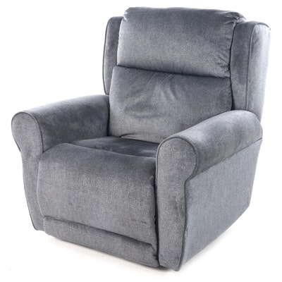 Southern Motion Upholstered Pillow Back Electric Reclining Chair