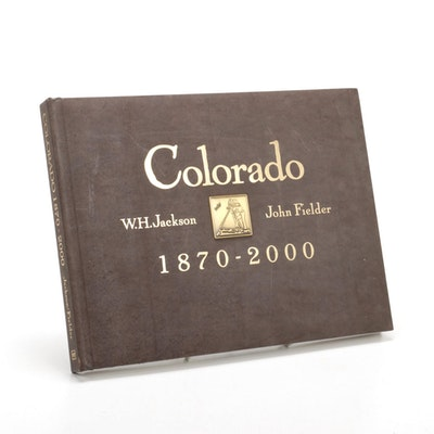 "Signed First Edition ""Colorado 1870–2000"" with Text by Ed Marston, 1999"