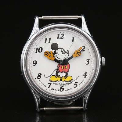 Lorus Mickey Mouse Quartz Wristwatch