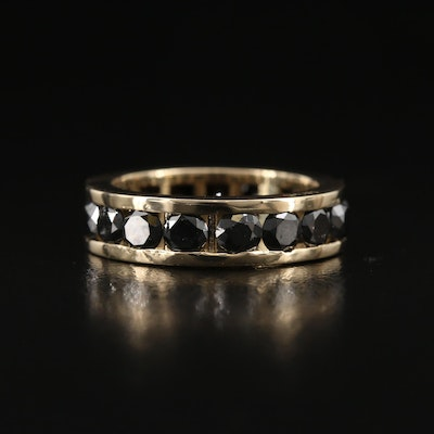 14K 3.60 CTW Diamond Eternity Band