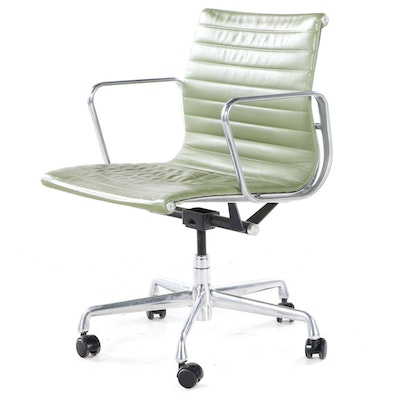 Herman Miller Eames Aluminum Group Management Chair, 2008