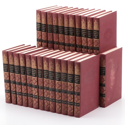 "Complete ""The Universal Standard Encyclopedia"" Deluxe Edition Set, 1956"