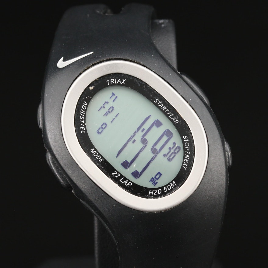 Nike Triax Runners Wristwatch