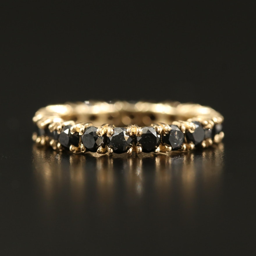 14K 2.60 CTW Diamond Eternity Band