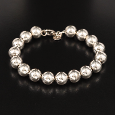 "Tiffany & Co. ""Hardware"" Sterling Silver Bracelet"