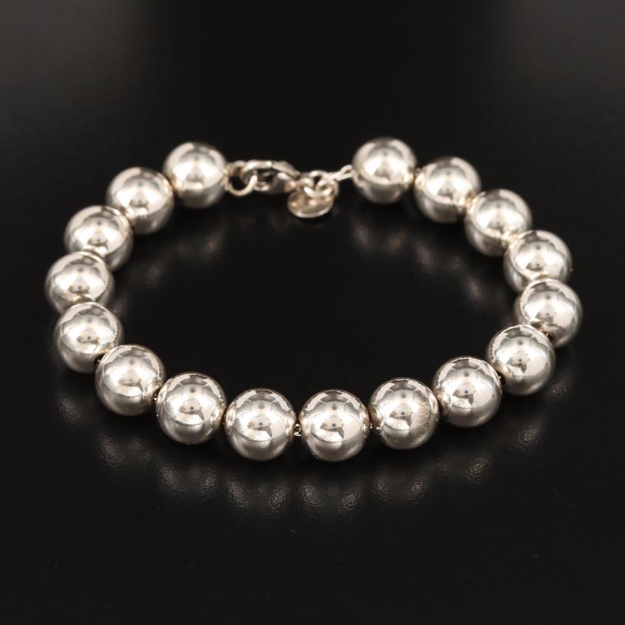 "Tiffany & Co. ""Hardware"" Sterling Silver Bracelet"