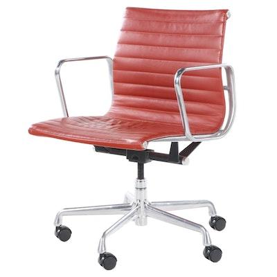 "Herman Miller ""Eames Aluminum Group"" Side Task Chair, 2008"