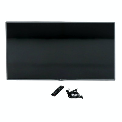 "LG 50"" HD 1080p Smart LED Screen Television"