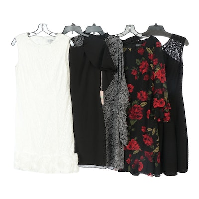 Nanette Lepore, Gabby Skye, Sam Edelman, and Other Brands Cocktail Dresses