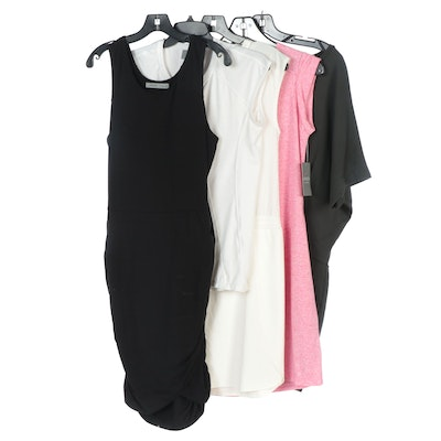 Athleta Casual Dresses and Zip-Front Pullover Shirt