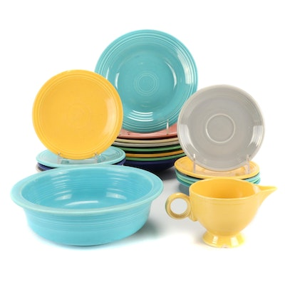 "Homer Laughlin ""Fiesta"" Serveware and Table Accessories"