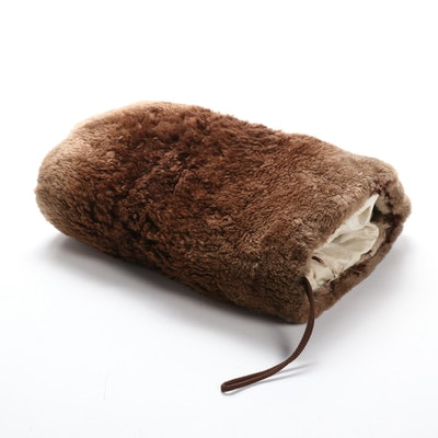 Mouton Fur Muff
