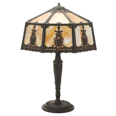 Wilkinson Slag Overlay Lamp