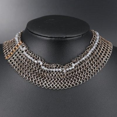 Chanel Printemps Glass Choker