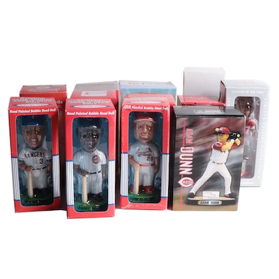 Sports Bobblehead Dolls and Statues, in Packaging, Contemporary
