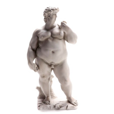 "Florence Studio ""David"" Figurine from Wonderful World Series, 2005"
