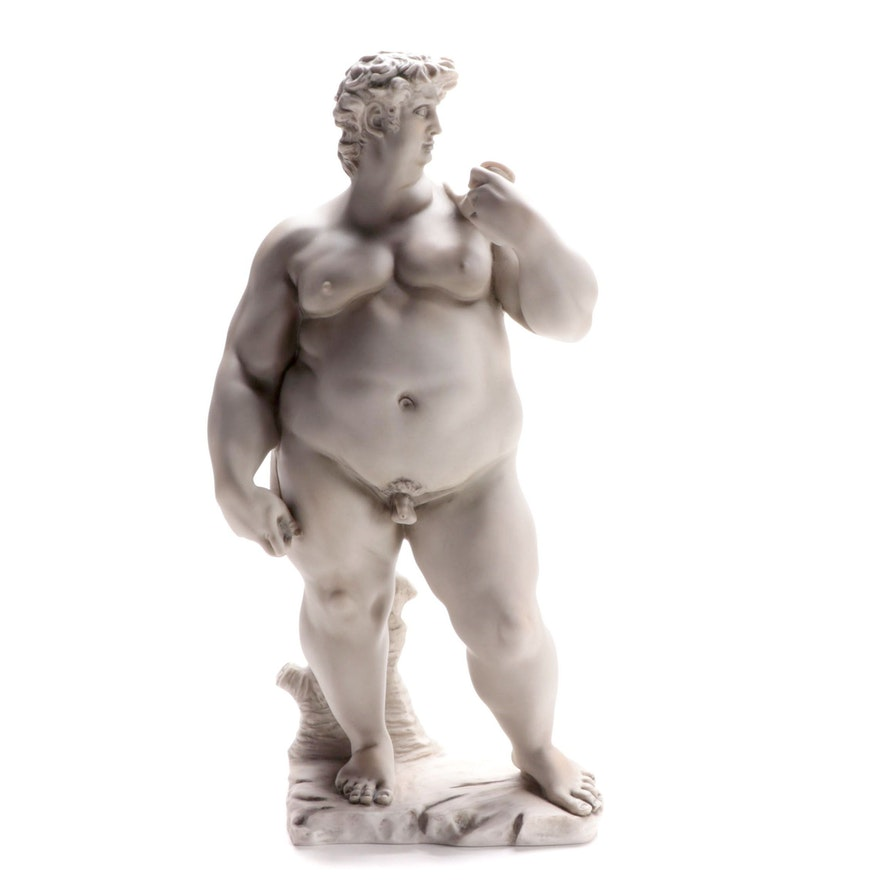 "Florence Studio ""David"" Figurine from Wonderful World Series, 2005"