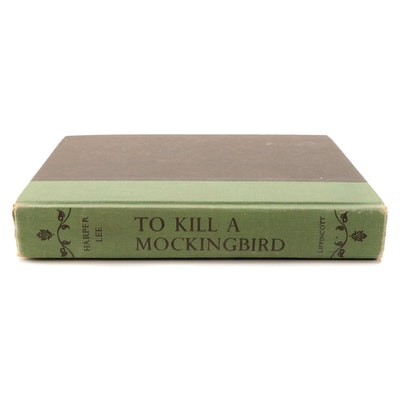 "Ninth Impression ""To Kill a Mockingbird"" by Harper Lee, 1960"