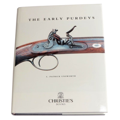 "Signed ""The Early Purdeys"" by L. Patrick Unsworth, 1996"