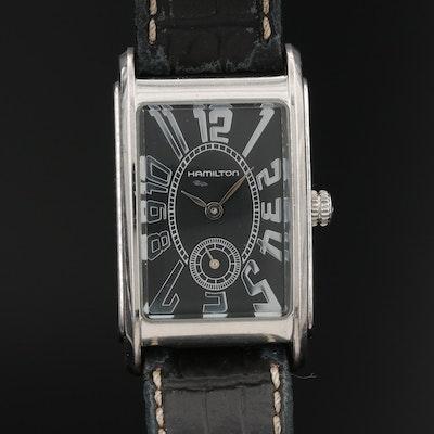 "Hamilton Ardmore ""American Classic"" Stainless Steel Quartz Wristwatch"