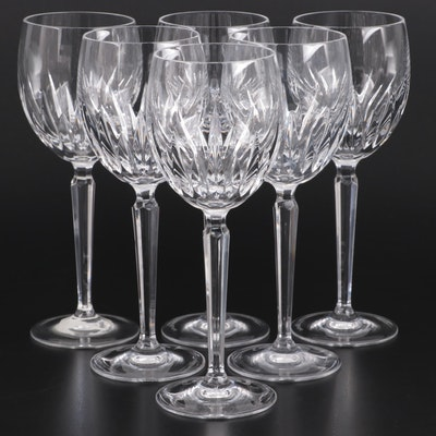 "Waterford Crystal ""Wynnewood"" Wine Glasses, 1993–2015"