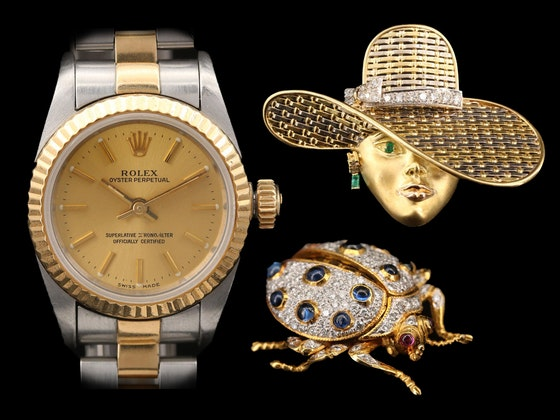 JANUARY PREMIER JEWELRY & TIMEPIECES