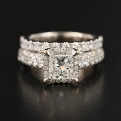 14K 2.94 CTW Diamond Ring