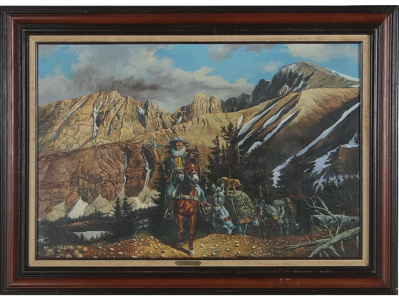 Western Art, Southwestern Décor & Jewelry