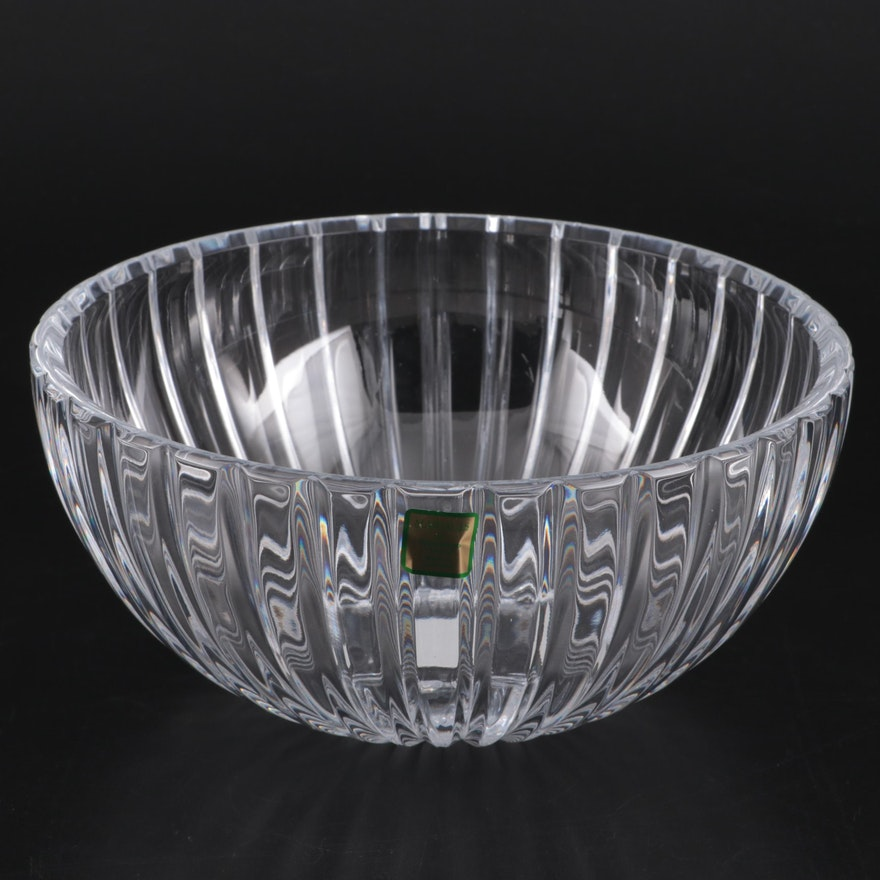 "Marquis by Waterford Crystal ""Palladia"" Bowl, 1993–2003"