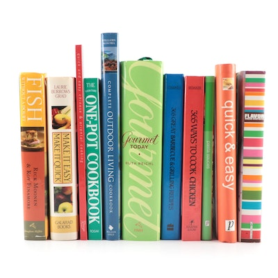 """""""The Everything One-Pot Cookbook"""", """"Gourmet Today"""" and More Cookbooks"""