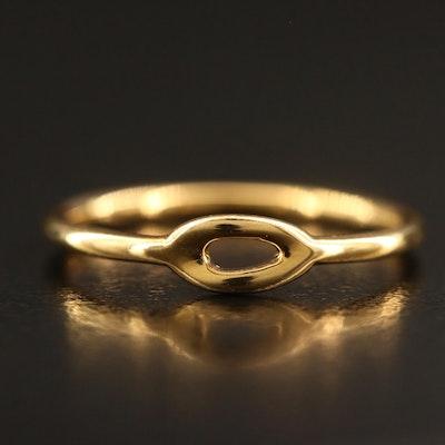 Ippolita 18K Yellow Gold Ring