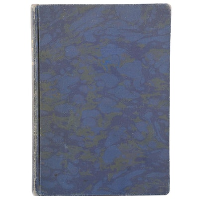 """Signed First Edition """"The Wild Party"""" by Joseph Moncure March, 1928"""